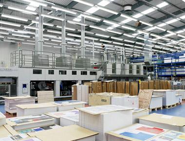 大型印刷基地